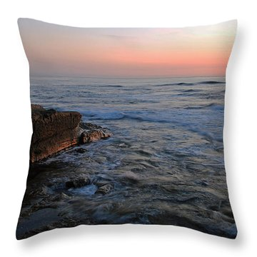 Shores Throw Pillow