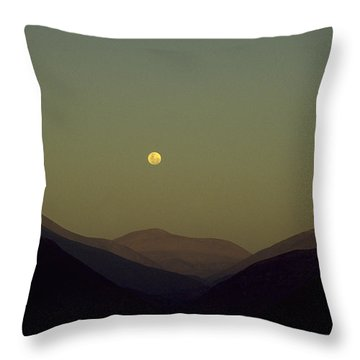 The Andes Mood Throw Pillow
