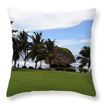 To Remember  Throw Pillow by Gilbert Artiaga
