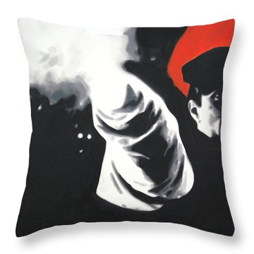 - The Godfather - Throw Pillow