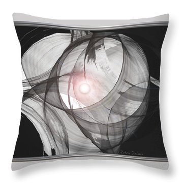 ' The Potential Formation Of Creation ' Throw Pillow