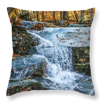 #0043 - Dummerston, Vermont Throw Pillow