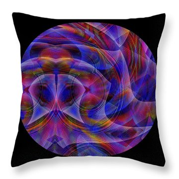 #021120163 Throw Pillow