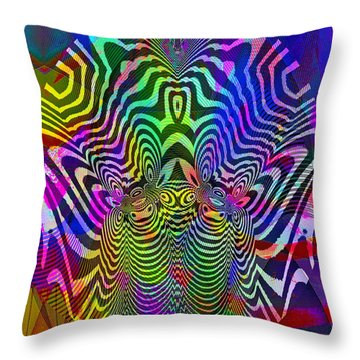 #021320163 Throw Pillow