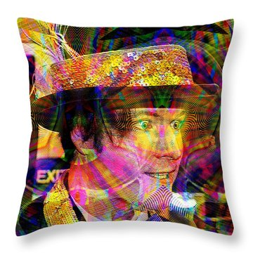 #021320164 Throw Pillow
