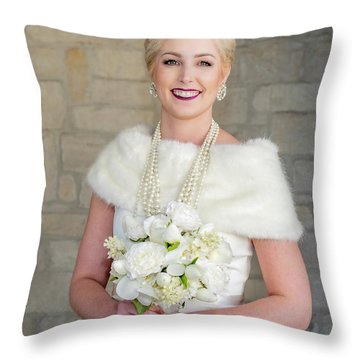 02_7879_b4 Throw Pillow by D Wallace