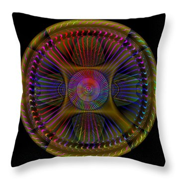 #031220152 Throw Pillow