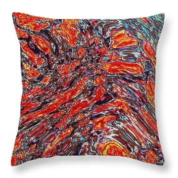032115 Throw Pillow
