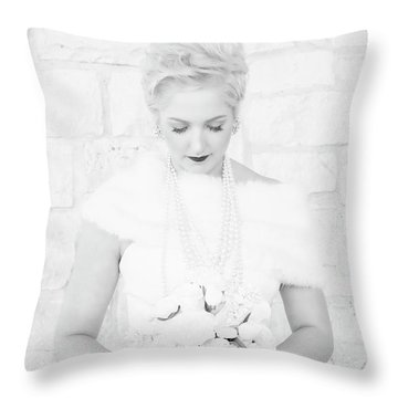 03_7922_b1c Throw Pillow by D Wallace