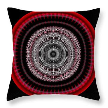 #050820155 Throw Pillow