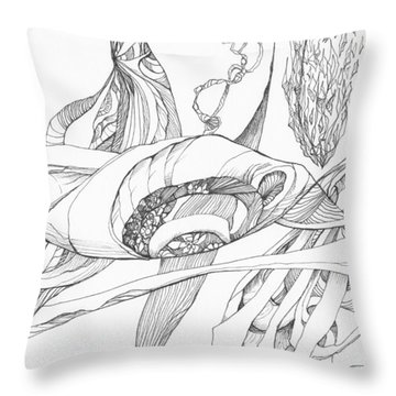 0511-5 Throw Pillow by Charles Cater