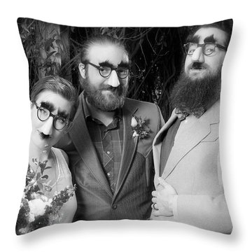 05_21_16_5318 Throw Pillow by Lawrence Boothby