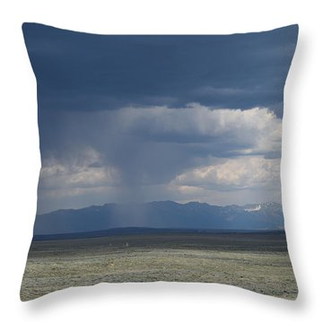 Storm Lake John Swa Walden Co Throw Pillow