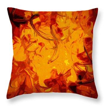 060715 Throw Pillow