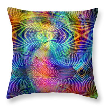 #0619201517 Throw Pillow