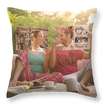 Bride Throw Pillows