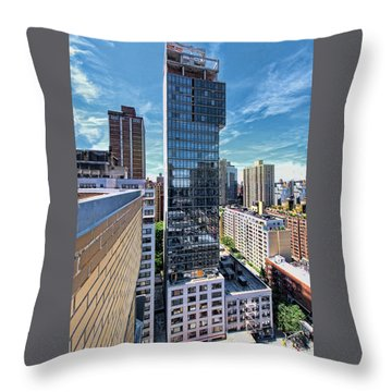 1355 1st Ave 5 Throw Pillow