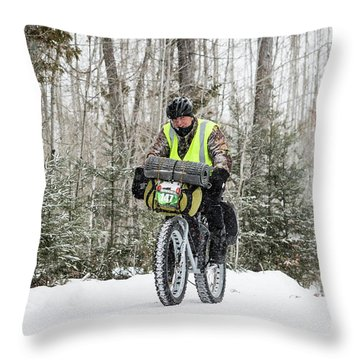 2520 Throw Pillow