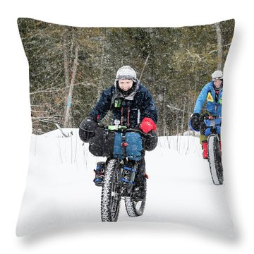 2530 Throw Pillow