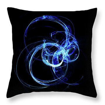 1 Throw Pillow by A Dx