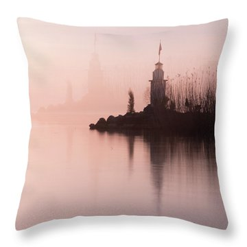 Absolute Beauty - 2 Throw Pillow