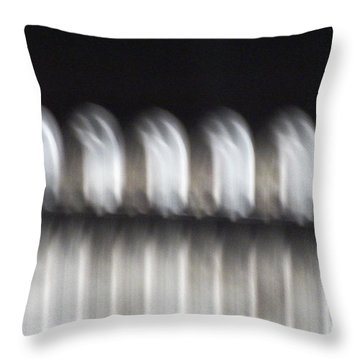 Abstract 17 Throw Pillow