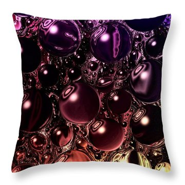 Gamete Cell Throw Pillow