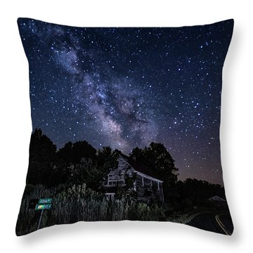Andrews And Andrews Throw Pillow