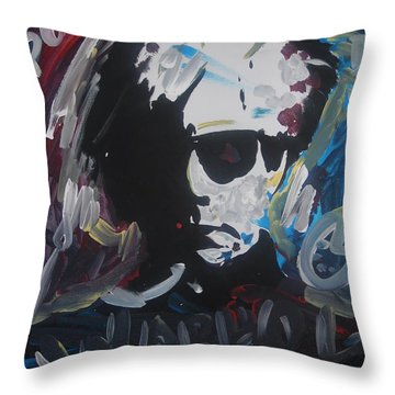 Andy Andy Throw Pillow