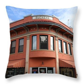Architecture Throw Pillow