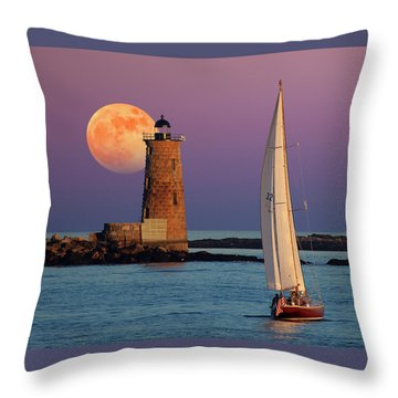 Throw Pillow featuring the photograph Arise  by Larry Landolfi