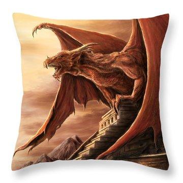 Mayan Throw Pillows