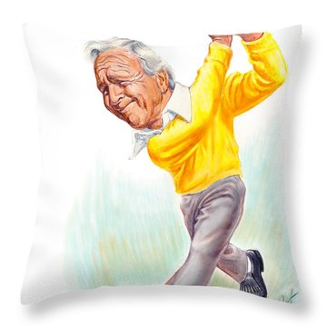 Cartoons Throw Pillows