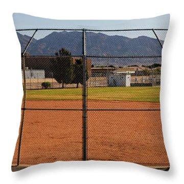 Away Game Throw Pillow