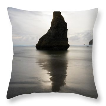 Throw Pillow featuring the photograph Balance by Dustin LeFevre