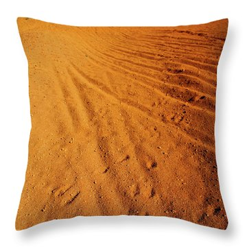 Barreiro Da Faneca Throw Pillow by Gaspar Avila