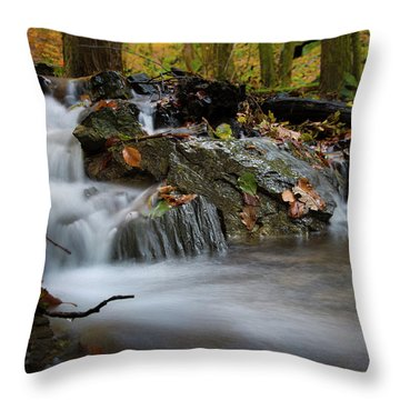 Bodetal, Harz Throw Pillow