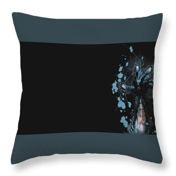 B.p.r.d. Throw Pillow