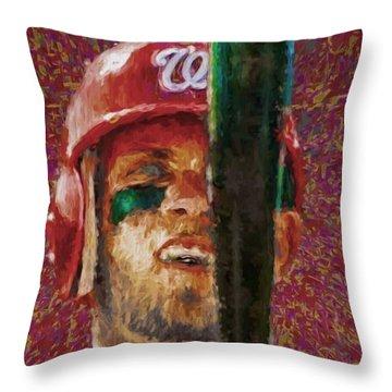 Wizard Throw Pillows