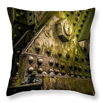 Burden Bearing 3 Throw Pillow