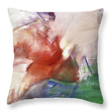 Carla's Dream Throw Pillow