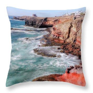 Castillo Throw Pillows