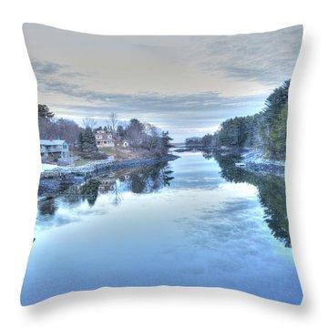 Chauncy Creek Throw Pillow