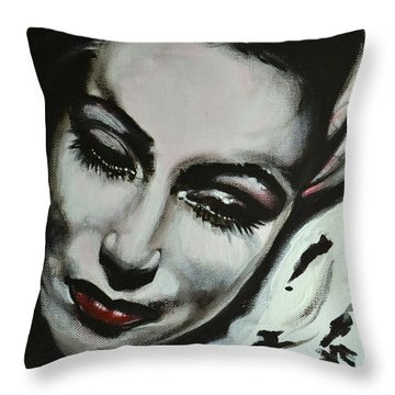 Dolores Throw Pillow
