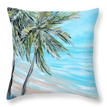 Collection. Art For Health And Life. Painting 3 Throw Pillow