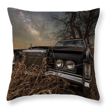 Continental  Throw Pillow