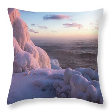 Coolness Throw Pillow