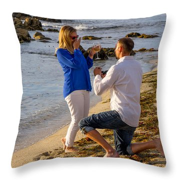 1 Cropped Throw Pillow