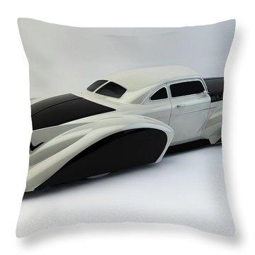 Custom  Lead Sled Throw Pillow