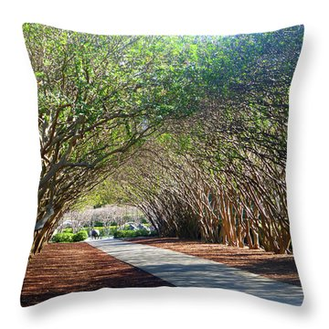 Dallas 1 Of 5 Throw Pillow
